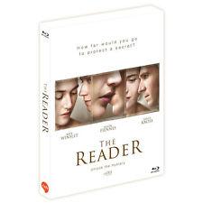 The Reader (2014, Blu-ray) Full Slip Case Edition
