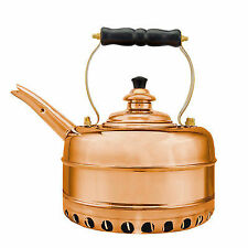 Simplex No.3 Solid Copper Gas Kettle