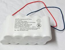 Lithona Lighting ELB 1208N 12V 8AH Nickel Cadmium Battery