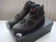 Nike Air Jordan Viii 8 Retro tomar vuelo US 8.5/UK 7.5 Oliva/Undftd/playoff/Aqua