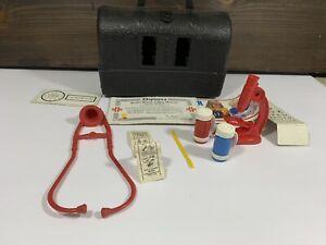 Vintage Hasbro Doctor Kit / Bag
