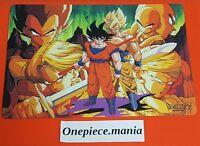 DRAGON BALL Z Carddass Hondan (jumbo card) Rami Goku Animetopia.