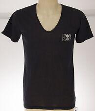 T-shirt maglietta V uomo EMPORIO ARMANI 211651 4P451 T.M c.00135 MARINE