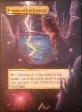 Bassin Réfléchissant Altéré - Altered Reflecting Pool - AVF - Magic mtg - Poor