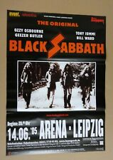 Black   Sabbath         Tourposter      2005   Leipzig