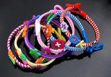 6x Wholesale Jewelry Lots Polymer Clay Fimo Kids Children Bracelets Wirstband