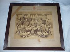 PHOTO , EQUIPE DE HOCKEY KING' S COLLEGE 1912 -1913 ANGLETERRE