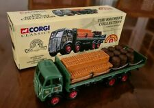 "CORGI - 1:50 Scale, 09801 - ERF DELIVERY TRUCK ""JOHN SMITHS"" - Ltd Edition."
