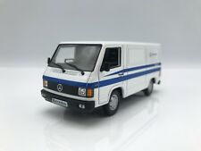 Mercedes MB 100 Mercedes Benz Service 1988 - 1:43 Whitebox WB266