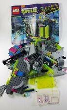 Lego Mutation Chamber Unleashed INCOMPLETE 79119 Teenage Mutant Ninja Turtles