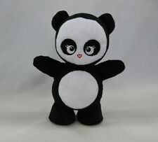Love Panda Plush Doll Toy Stuffed Animal Panda Hand Made Gift Collectible