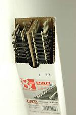 Piko A-Gleis 55209 H0 24 Stück NEU und OVP