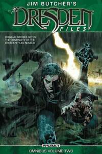 Jim Butcher's The Dresden Files Omnibus Volume 2 Softcover Graphic Novel