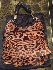 NWOT YSL Sac St. Tropez Leopard Handbag Rive Gauche Authentic