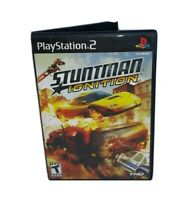 Stuntman: Ignition Playstation 2 PS2 Game Complete