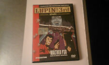 DVD-LUPIN III-THE 3rd-WALTHER P38-SPECIAL DVD COLLECTION-DeAGOSTINI