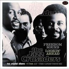 Jazz Crusaders: Freedom Sound/Lookin' Ahead ~LP vinyl~