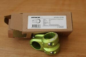 Spank Spoon 2 Stem - Green - 40mm