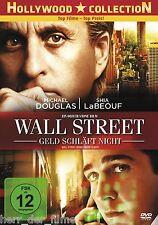 WALL STREET, GELD SCHLÄFT NICHT (Michael Douglas, Shia LaBeouf) NEU+OVP