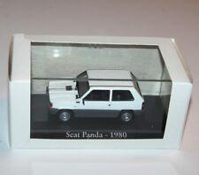 RBA - SEAT PANDA (1980) White - Model Scale 1:43