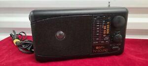 GPX TV-Sound Gran Prix A350 TV Bands Plus AM/FM Works Well