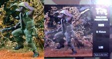 o VERLINDEN 1625 - Scala 1/35 - Soldato USA in Vietnam con lanciagranate