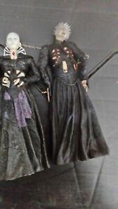 "Neca Hellraiser 7"" Figure Pinhead & Female Cenobite x 2"