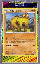 🌈Hippopotas - NB04:Destinées Futures - 65/99 - Carte Pokemon Neuve Française