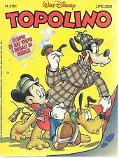 TOPOLINO N° 2101 - 5 MARZO 1996