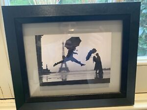 """ELLIOTT ERWITT """"PARIS, 1989""""   Art Work / Elegant Frame -"""