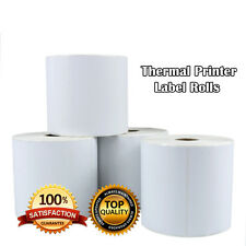 Direct Thermal 4x6 Shipping Labels 4 Rolls of 450 Zebra Eltron LP2844 US SELLER