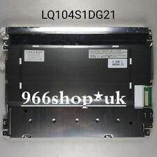 Original For Sharp LQ104S1DG21 10.4-inch LCD Screen Display Panel