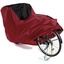 Windproof Water Resistant Heavy Duty Bike Cover Outdoor Storage Garage