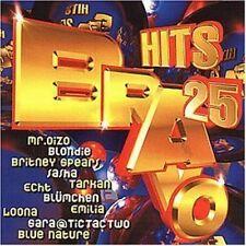Bravo Hits 25 (1999) Mr. Oizo, Fanta4, Britney Spears, Tarkan, Blondie,.. [2 CD]