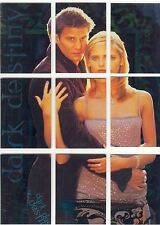 Buffy TVS Season 2 Chase Card Set Dark Destiny D1-D9