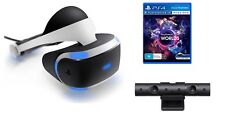 Sony PlayStation VR Headset + PS4 Version 2 Camera + VR Worlds Bundle | AU Stock