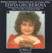 Edita Gruberov, Edita Gruberova - Famous Opera Arias [New CD]