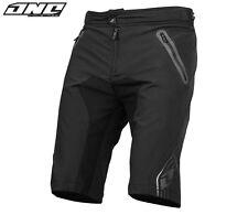 "661 SixSixOne MTB Bike Freeride Shorts Black With Liner Cycling Trail Riding 28"" Waist"