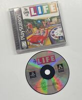 The Game of Life (Sony PlayStation 1, 1998) COMPLETE!! PS1