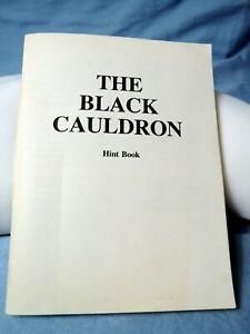 Sierra Hint Book - The Black Cauldron