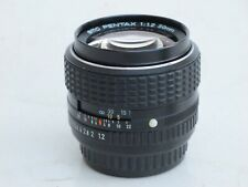 "SMC Pentax 50mm f:1.2 K mount lens with a rear cap, US SELLER ""NICE"" LQQK"