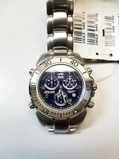 Sector 450 chronograph alarm blue dial sapphire crystal Breitling caliber 59