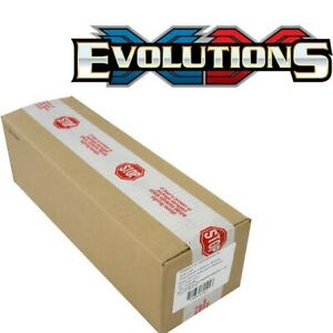 Pokemon XY Evolutions Booster Box Case (SEALED) | AUS SELLER