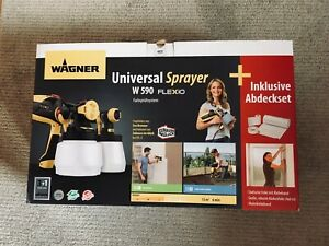 WAGNER W 590 FLEXiO Universal-Farbsprühsystem