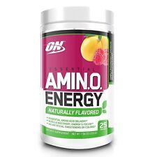 Optimum Nutrition Essential Amino Energy FREE - 25 Servings Raspberry Lemonade