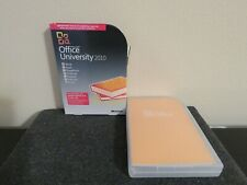 Microsoft Office University 2010 For College Students & Faculty Only + Prod Key!