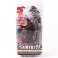 Godzilla Toys Godzilla Vs Destoroyah PVC Action Figure Collectible Model Toy