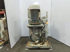 Rexroth 20hp Hydraulic Power Unit 4000psi 41gpm Max 60 Gal Aa10vs071dr31r Pump