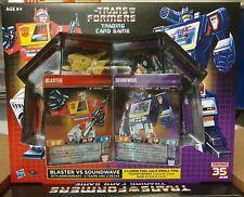 Transformers TCG - Blaster vs Soundwave Deck 35th Anniversary Edition