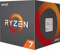 AMD Ryzen 7 3800X Desktop Processor 8-core,16-threads w/ Wraith Prism Cooler